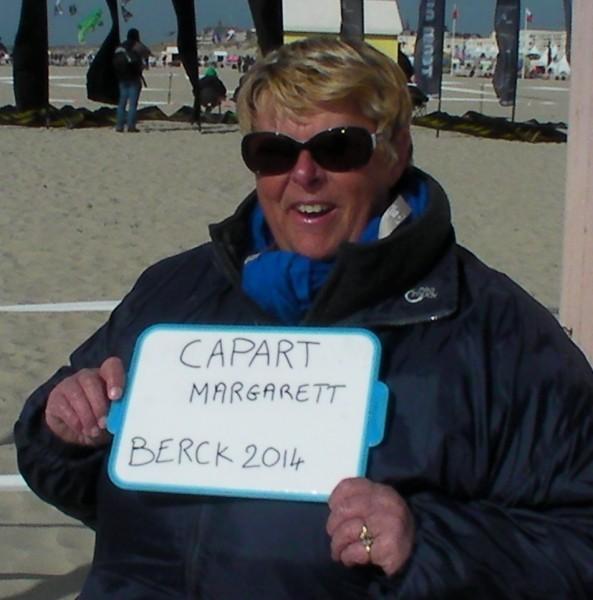 Capart Margarett