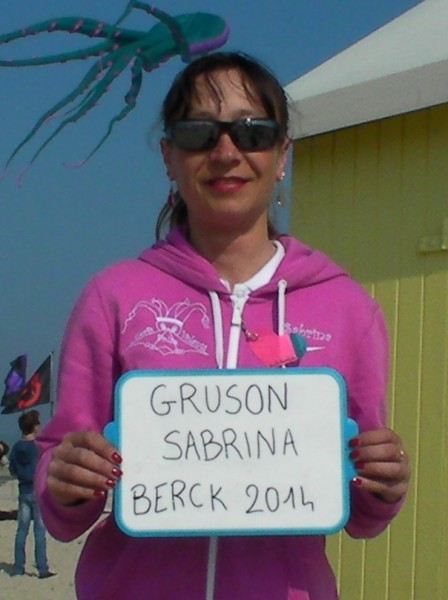Gruson Sabrina