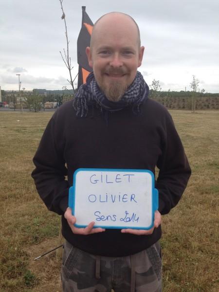 Gilet Olivier