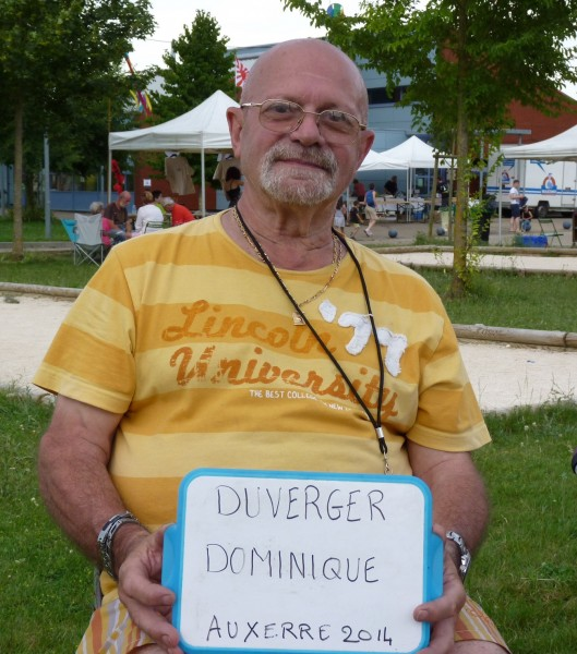 Duverger Dominique