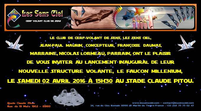 Invitation Inauguration 20160402